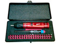 Wiha 40 Piece Precision Power Screwdriver Set
