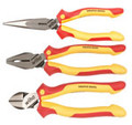 Wiha 32981 3 Piece Industrial Pliers Set