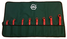 Wiha Insulated Box End Deep Offset Wrench Set - Wiha 21095