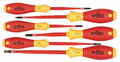 Wiha 6pc Insulated SlimLine Screwdriver Set