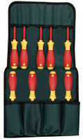 9pc Insulated Nut Driver Set, Wiha 32288