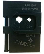 Wiha 43164 - PortaCrimp Die for MC3 Solar Connectors