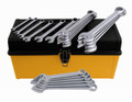 Wiha 40092 26pc Metric Combination Wrench Set, 6-32mm