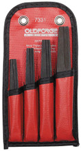 4 Pc Screw Extractor Set, Mayhew 37331