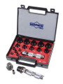 16 Pc Hollow Punch Set, Mayhew 66000