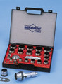 27 Pc Hollow Punch Set, Mayhew 66002