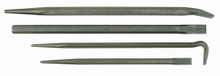 4 Pc Pry Bar Set, Mayhew 76284