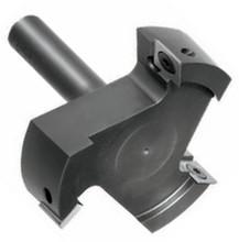 Vortex Spoilboard Resurfacing Bit with Replaceable Inserts - Vortex 7040