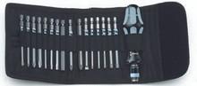 Wera 17 Pc Kraftform Stainless Steel Screwdriver Set - Wera 05071116002