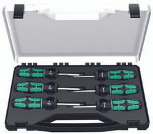 Wera 300 IP/6 Torx Plus Torque-indicator Set