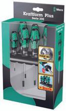 Wera 367/6 BO Torx Screwdriver Set
