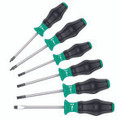 Wera 1335/1350/6 Kraftform Comfort Screwdriver Set