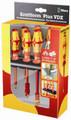 Wera 160 i/162 i/168 i/7 Insulated Screwdriver Set