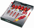 Wera 1160 i/7 7Pc Kraftform Comfort Insulated Screwdriver Set (Sl/Ph)