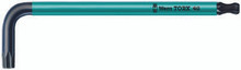 Wera 967 SPKL Torx Tamperproof / Ball End Torx L-Key - Wera 05024322002