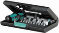 Wera KK 91 IMPERIAL 18 Pc Kraftform Kompakt Screwdriver Set (Hx/Ph/Txbo)