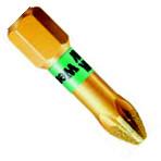 Wera 855/1 BDC Diamond Coated Pozidriv Bit, Bitorsion - Wera 05056704001