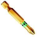 Wera 855/4 BDC Diamond Coated Pozidriv Bit, Bitorsion - Wera 05059902001
