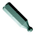 Wera 842/1 Z Ball-End Hex Bit - Wera 05056350001