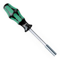 "Wera 810/1 1/4"" Bitholding Screwdriver w/ Retaining Ring"
