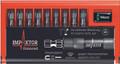 Wera 8751/67-9/IMP DC IMPAKTOR 9 Pc Diamond Coated Bit Set (Ph/Tx) Impaktor