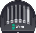 Wera MINI-CHECK TX 50mm 6 Pc Bit Set (Tx)