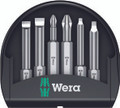 Wera MINI-CHECK 50mm VE 20 Ph, Slotted And Square 50Mm Power Bit