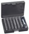 Wera 8251/55/67/895-60 Z BIT-SAFE CLASSIC 1 61 Pc Bit Set (Ph/Pz/Tx)