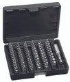 Wera 8251/55/67/899-60 Z BIT-SAFE CLASSIC 6 61 Pc Bit Set (Ph/Pz/Tx)