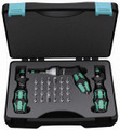 Wera 7440/41/42 Kraftform torque screwdriver set 0.3-6.0 Nm