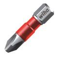 Wiha Terminator Impact Insert Bit - Phillips - Wiha 76802
