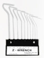 Z-Wrench Hex Key - Clamp Manufacturing Company 201-SD
