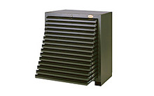 Huot 13525 Super Cabinet