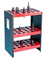 Huot ToolTower CNC Toolholder Shelf - Huot 13865