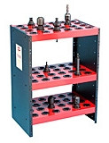 Huot ToolTower CNC Toolholder Shelf - Huot 13886
