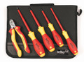 Wiha 32866 Industrial Insulated Cutter and Screwdriver Tool Set