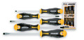 Felo 53693 Ergonic Slotted / Phillips Screwdriver Set