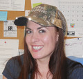Camouflage Lighted Hat