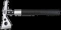 Tactical Tomahawk, Satin- SOG F01PN-CP -  CP