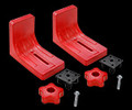 X-Mat L-Supports- PAIR, Woodpeckers XMAT-LSUPPORT