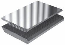 SuperPac Knife and Backing Plate - Carbide Processors 024145