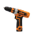 The Triton Cordless Drill Driver T12DD  features a Mabuchi RS-550 high-performance motor and a quick-release 3/8 keyless chuck. Ideal for switching between screw-driving and drilling applications instantly.