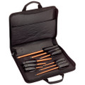 9-Piece Insulated Cushion-Grip Screwdriver Kit, Klein Tools 33528