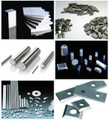 custom carbide parts