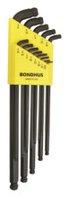 Bondhus 67037 Stubby Double Ball End L-Wrench