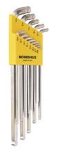 Bondhus 77037 Stubby Double Ball End L-Wrench