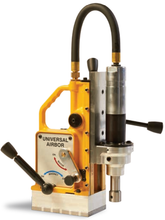Airbor magnetic drill