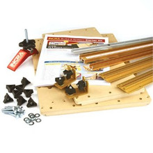 Incra Build It Starter Kit System, 5 Free Jig Plans
