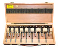 "Forstner 16 Piece Set in Fitted Wooden Box, Sizes 1/4"" to 1/2"""