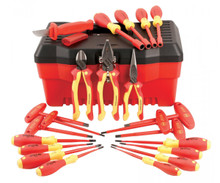 Insulated Tool Set, 22 Piece , Wiha 301-32973